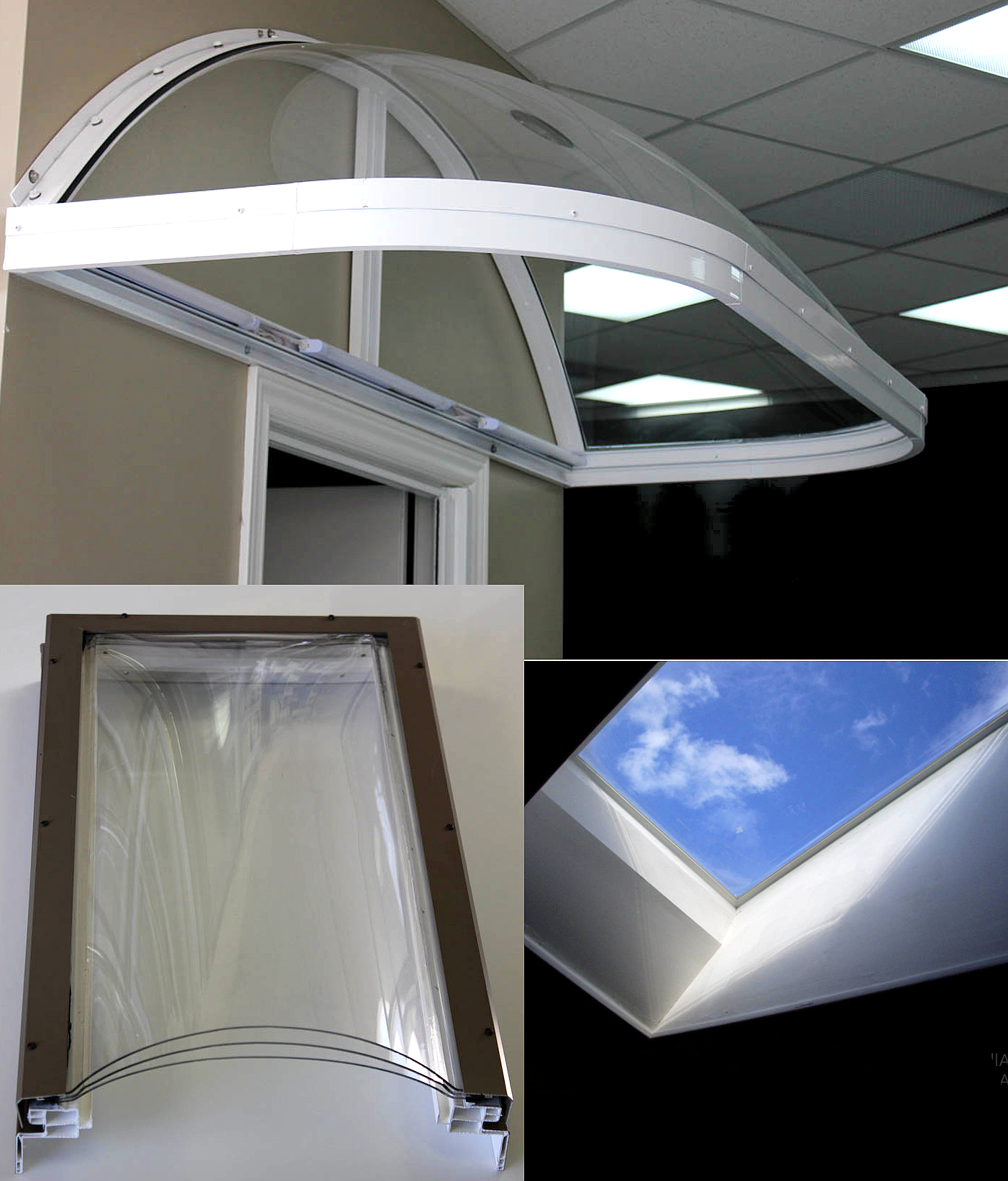 Custom Sizes and Designed Skylights