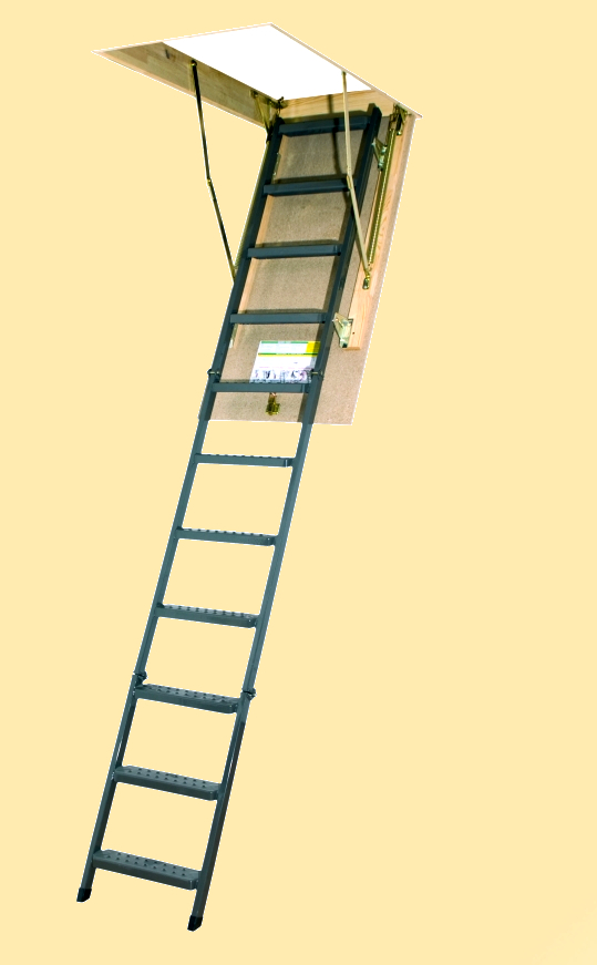 Fakro metal folding attic ladders
