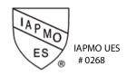 IAPMO UES logo skylight award