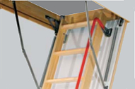 Fakro Metal Handrail LXH