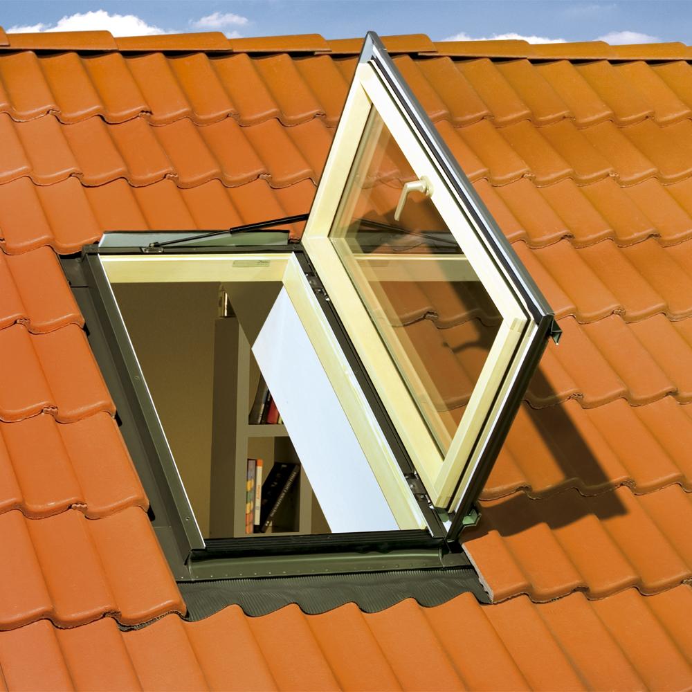 fenêtre de toit à ouverture latérale FWU-R de Fakro